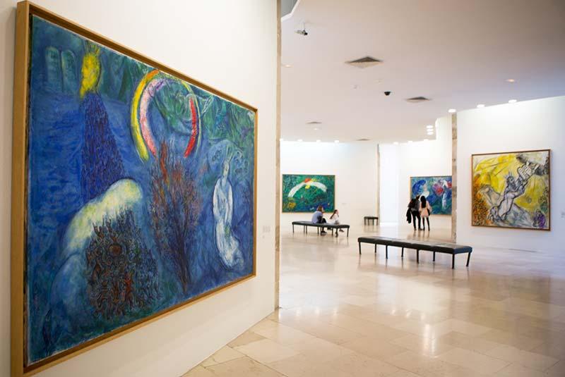 موزه مارک شاگال در نیس