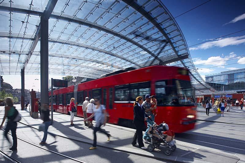 حمل و نقل در سوئیس