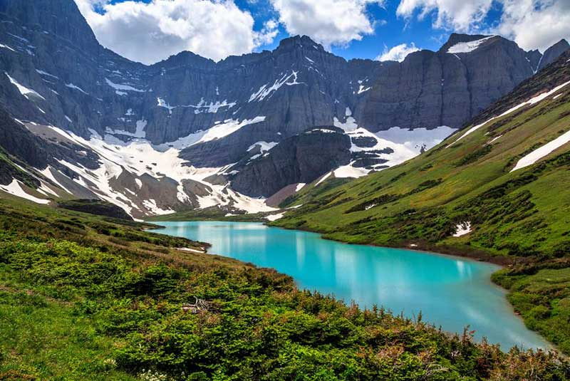 کوه تیتلیس در سوئیس