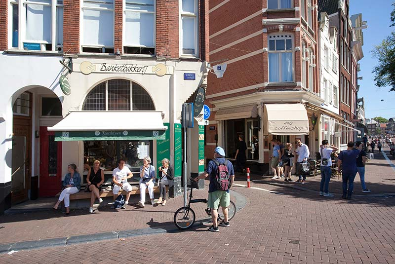 خرید وافل در آمستردام