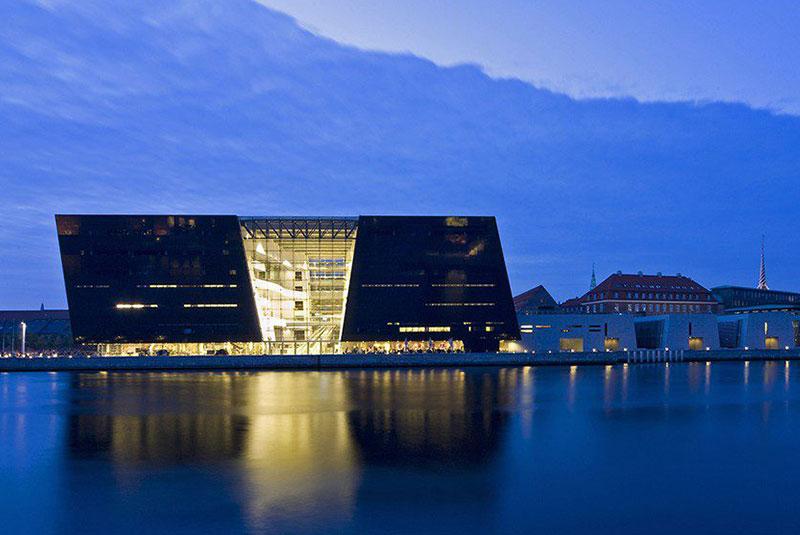 کتابخانه سلطنتی کپنهاگ