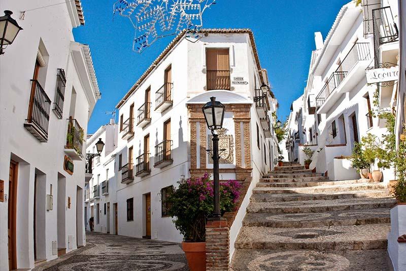 شهرهای سفید اندلس در اسپانیا