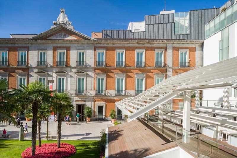 موزه تیسن بورنمیسا در مادرید