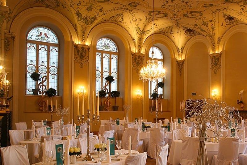رستوران های سالزبورگ