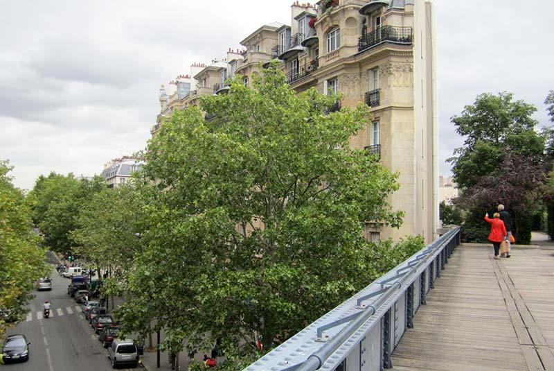 پرومناد پلانته در پاریس
