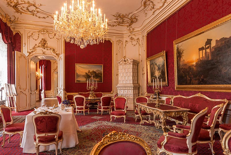 کاخ هافبورگ وین