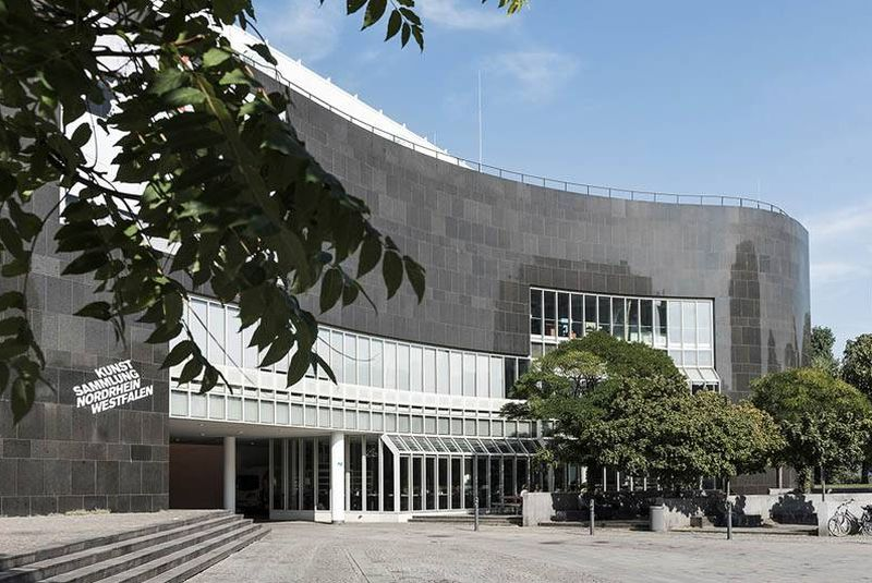 معماری مدرن دوسلدورف