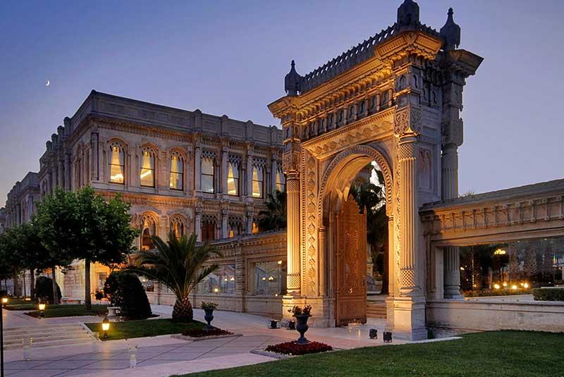 کاخ چیران در استانبول