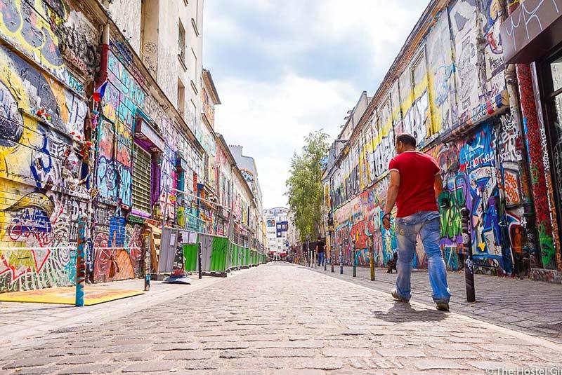 محله بلویل پاریس
