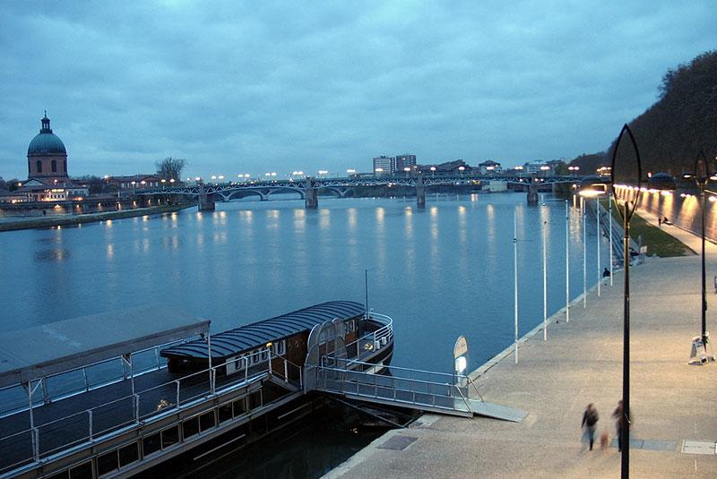 رودخانه گارون فرانسه