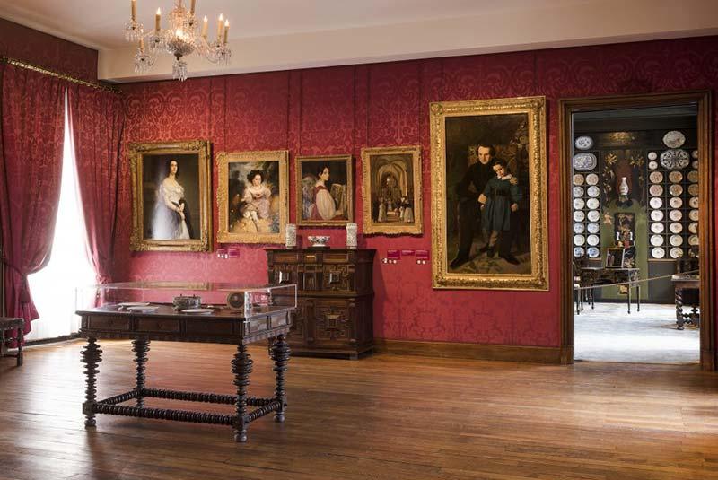 موزه خانه ویکتور هوگو در پاریس