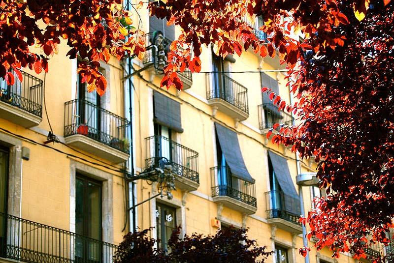 پاییز در اسپانیا