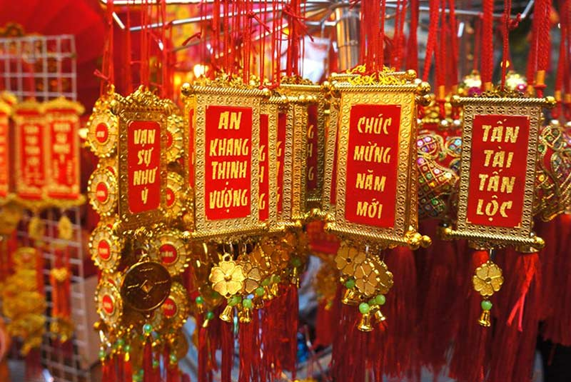 جشن در تت هانوی