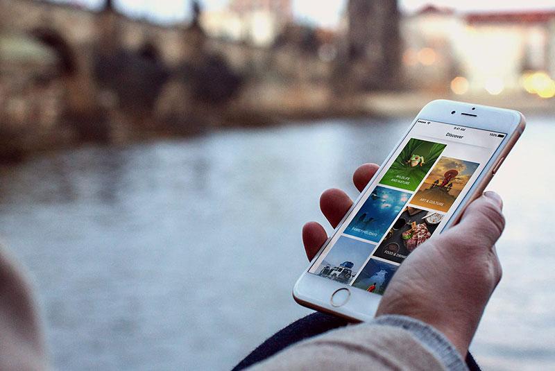 اپلیکیشن برای سفر به رم Discover Rome
