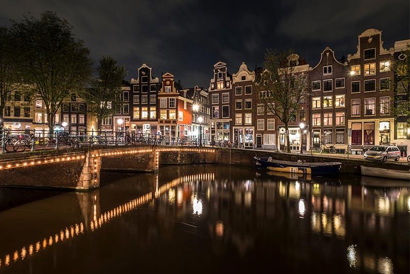 سینگل گراخت، کانال آمستردام