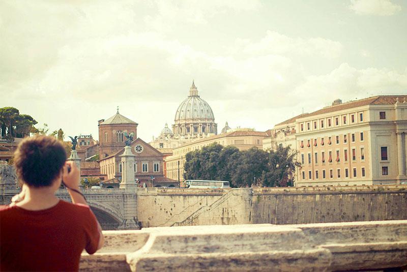 راهنمای سفر انفرادی به شهر رم
