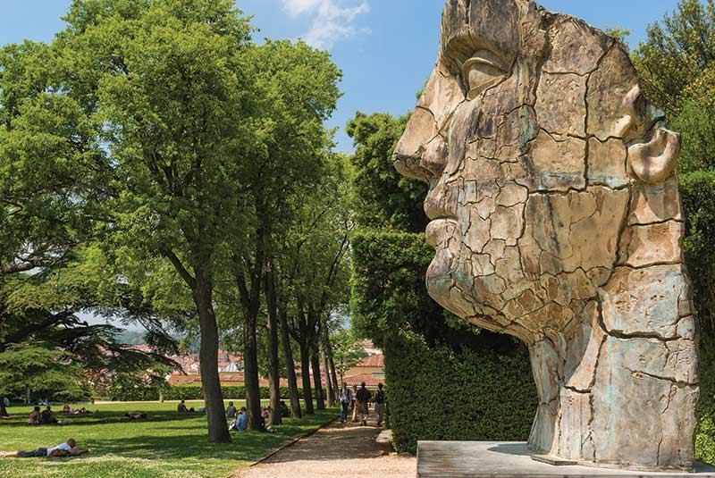 باغهای بوبولی فلورانس