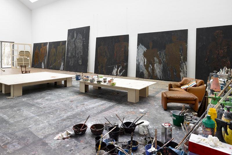 گالری تادئوس روپاک پاریس