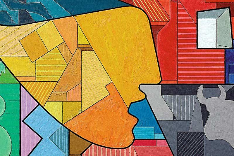 پیکاسو، نقاش کوبیسم