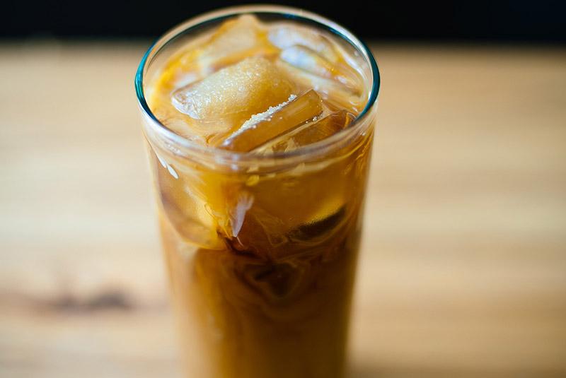 قهوه سرد یونانی