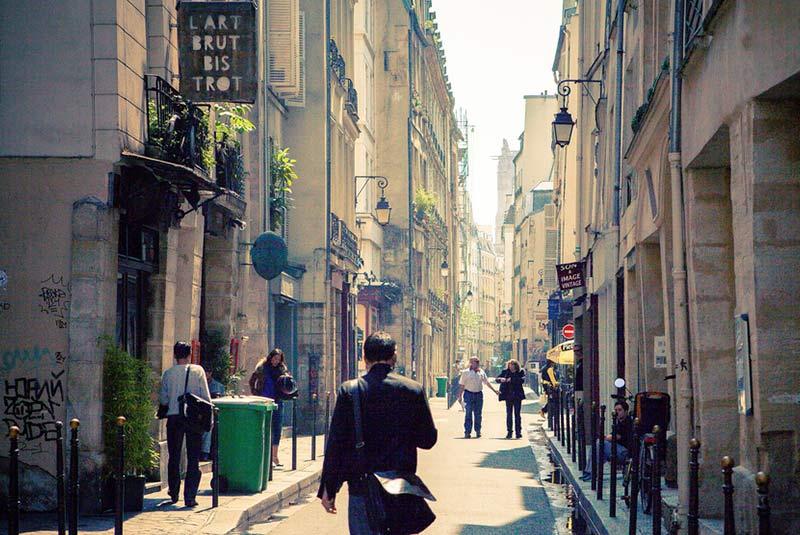 جنبه های فرهنگی پاریس
