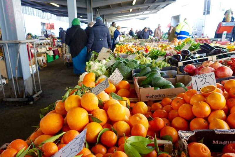 بازار سنت آمبروزیو فلورانس