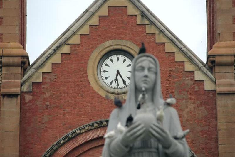 کلیسای نوتردام هوشی مین ویتنام