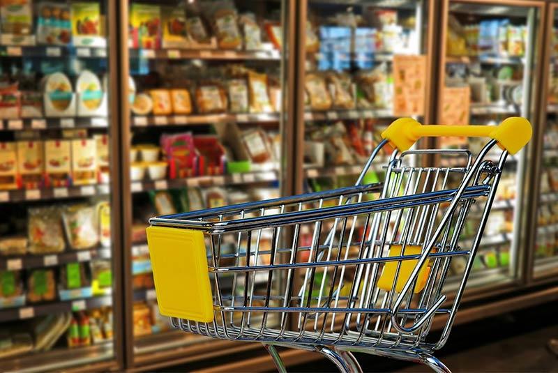 سوپرمارکت در وین