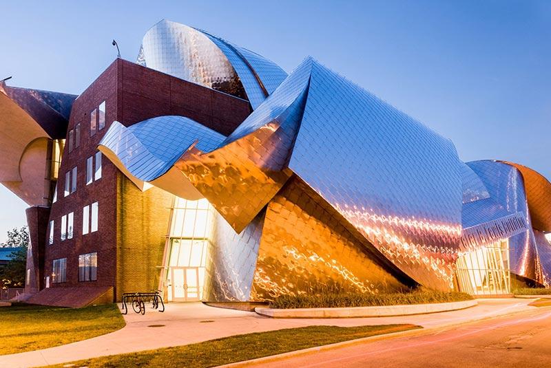 معماری فرانک گری