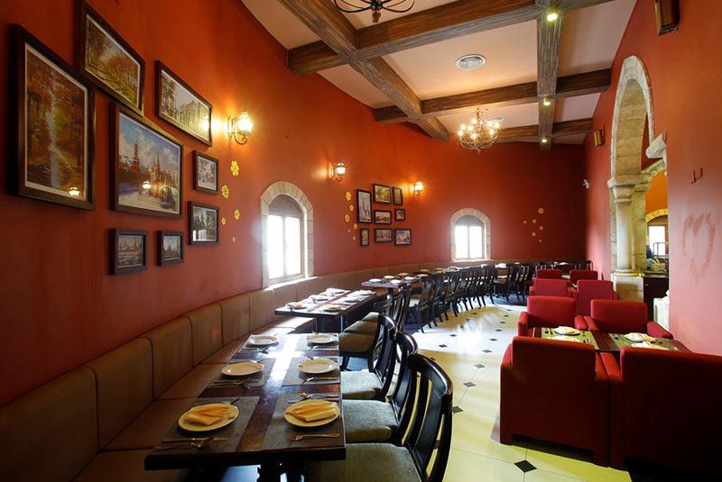 رستوران قفقاز تپه بانا ویتنام
