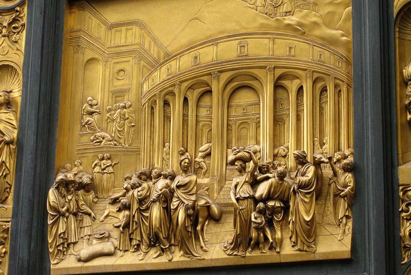 دروازه های بهشت کلیسای جامع فلورانس