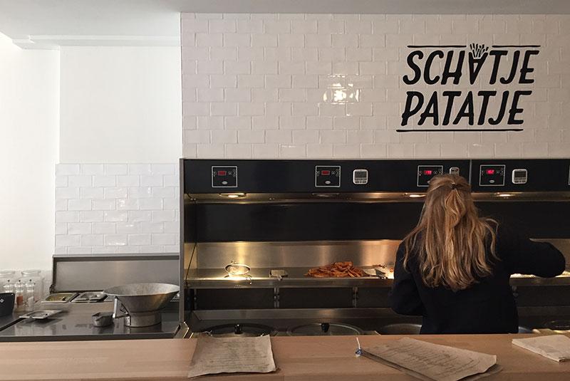 رستوران ارزان آمستردام - شاجه پتاجه