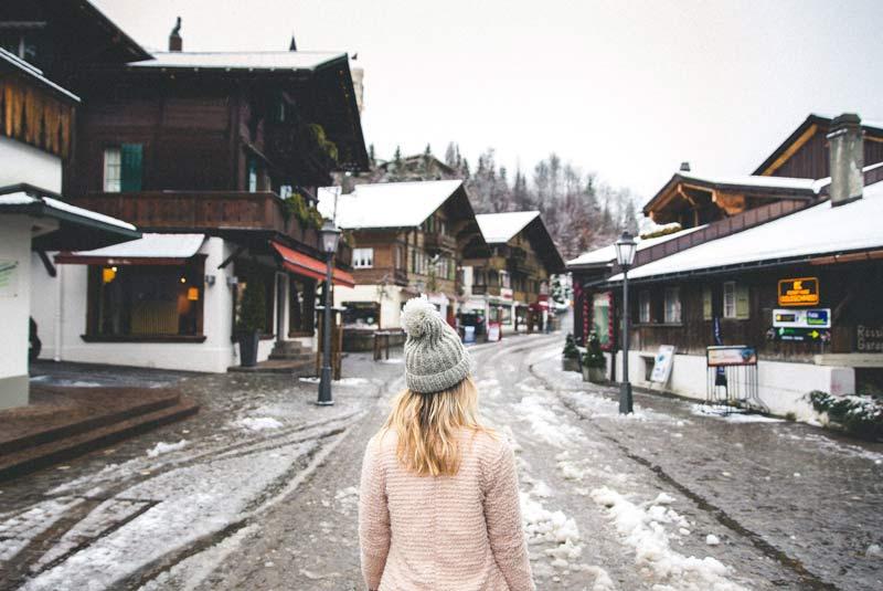 زمستان سوئیس