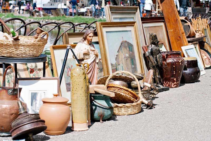 بازار اشیاء عتیقه فورتتزا دا باسو