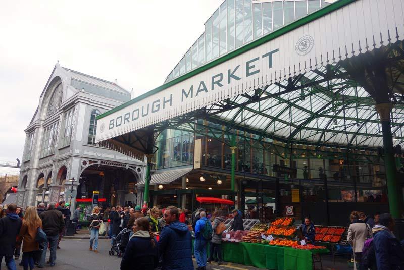 بازار بارور لندن