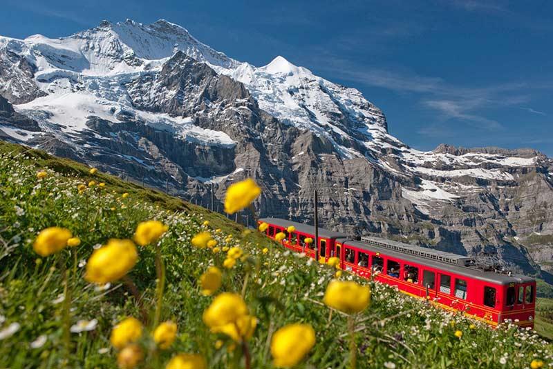 راهنمای سفر انفرادی به سوئیس
