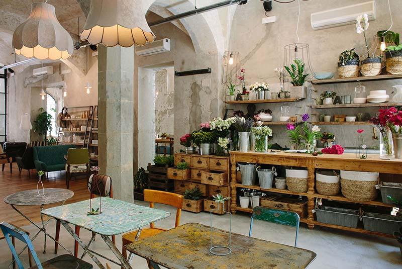 کافه لا مناجره، فلورانس ایتالیا