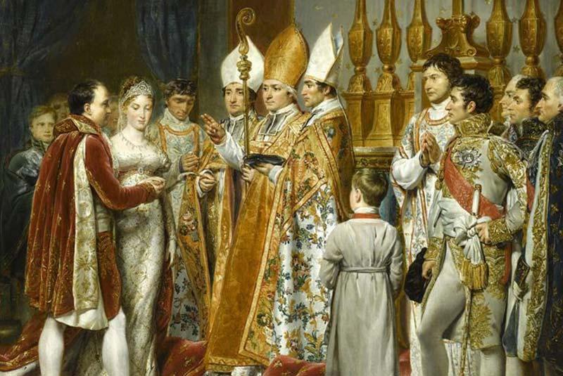 ازدواج ناپلئون بناپارت