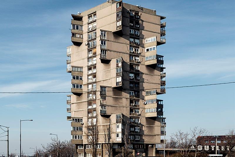 ساختمان تابلرون