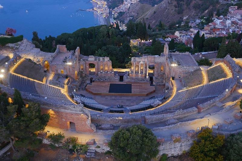 میراث فرهنگی غنی یونان