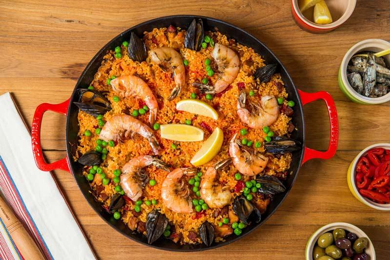 سوغات اسپانیا پائییا