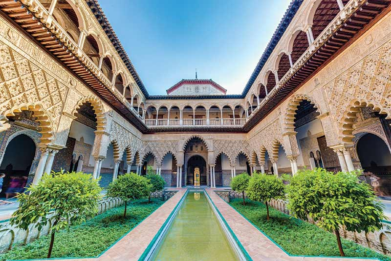 کاخ سلطنتی آلکازار