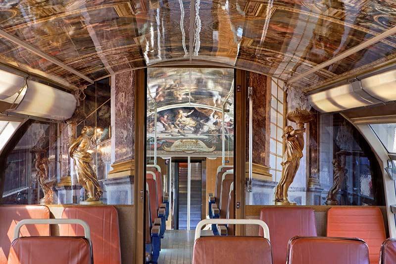 قطار RER C ، پاریس یه ورسای
