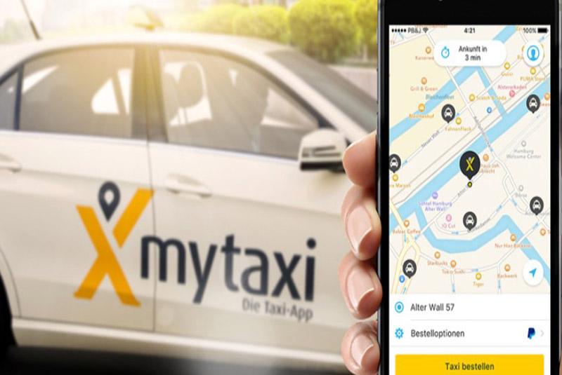 اپلیکیشن سفر به رم - My Taxi