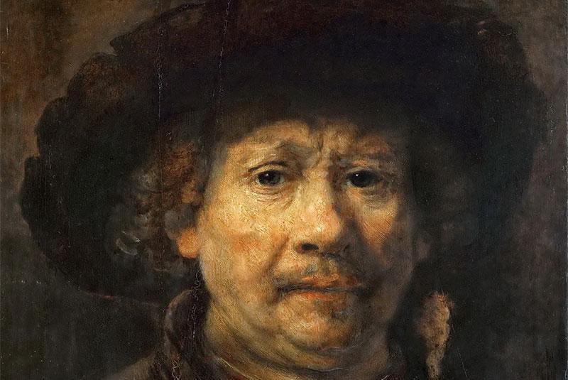 رامبراند، نقاش هلندی