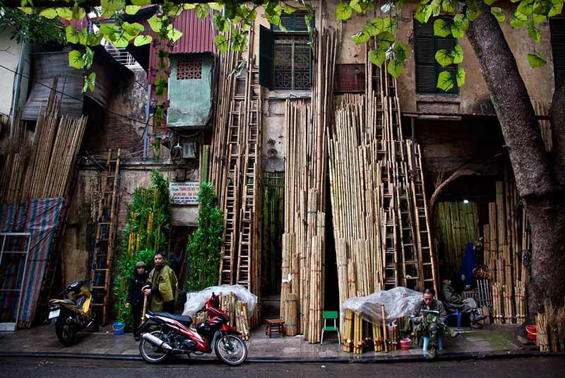 محله قدیمی هانوی