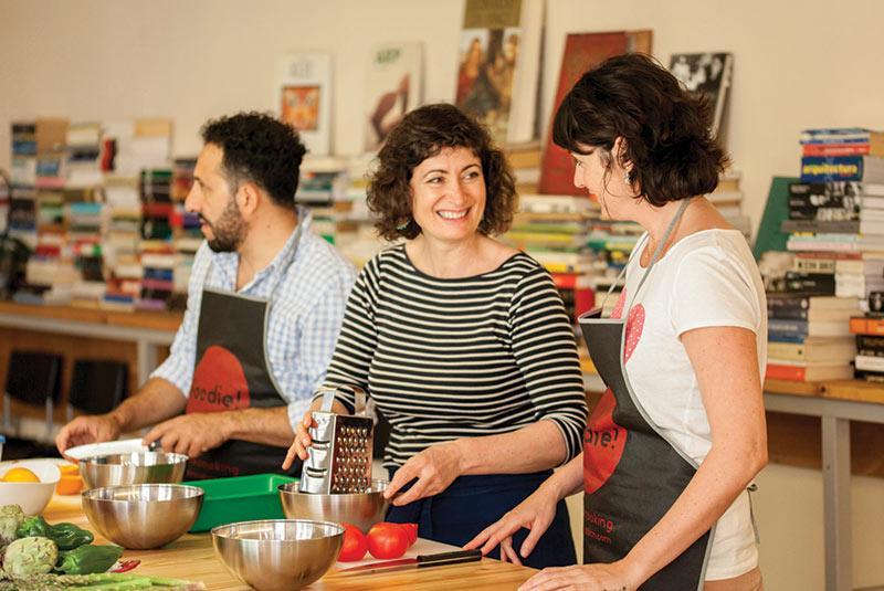 آموزش آشپزی در بارسلون