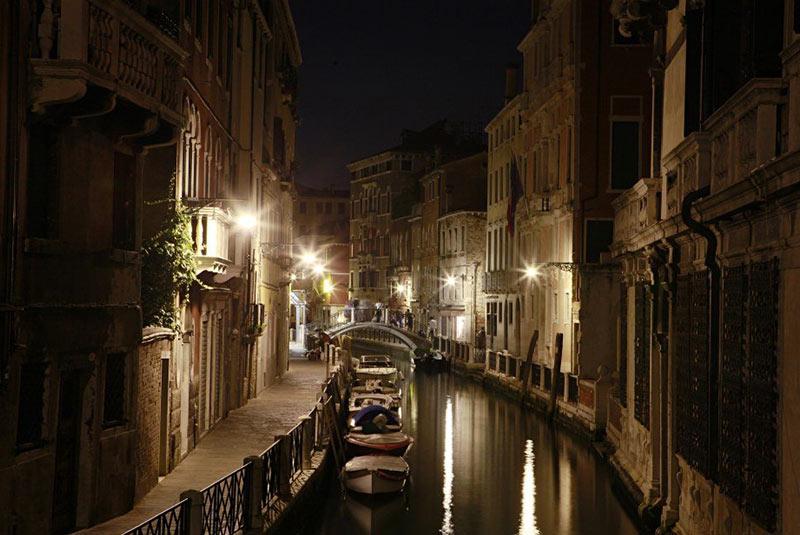 تور پیاده روی شبح در ونیز