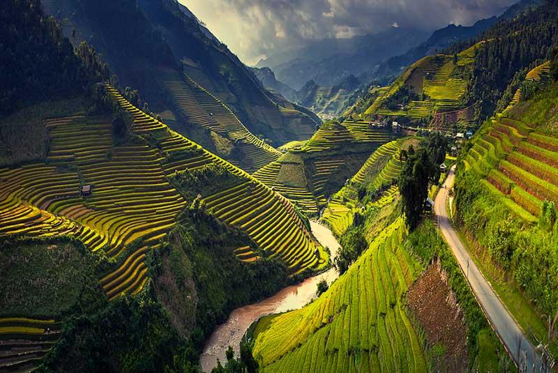 ها جیانگ، ویتنام