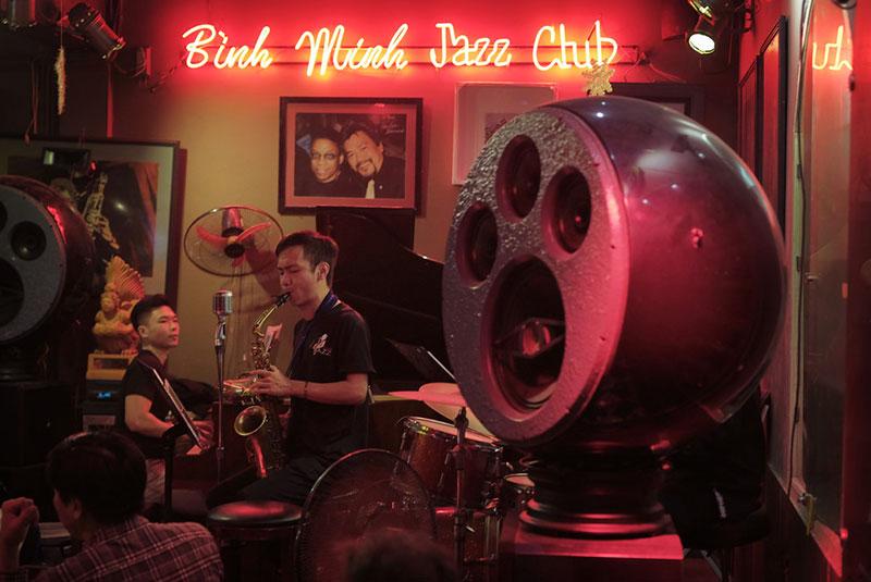 کلوپ جاز مین